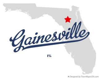map_of_gainesville_fl